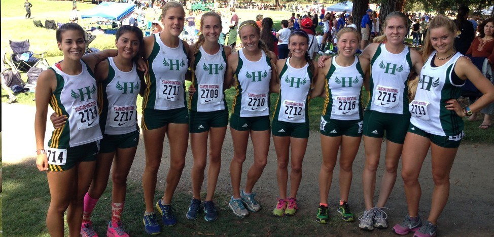 Cross Country Teams Finish Sixth At Stanford Invitational Humboldt