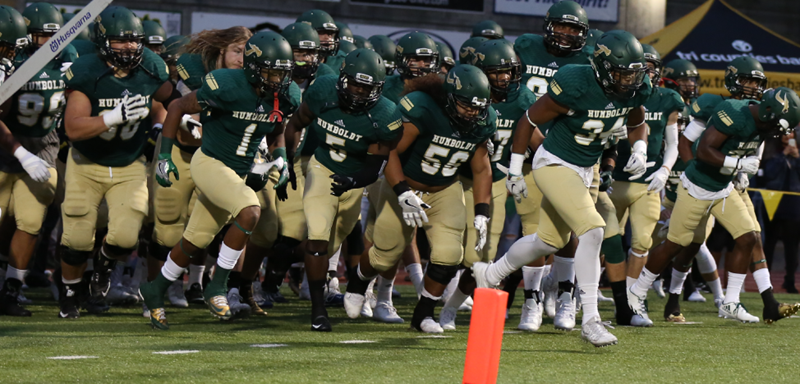 Football Single Game And Season Tickets On Sale Now Humboldt State