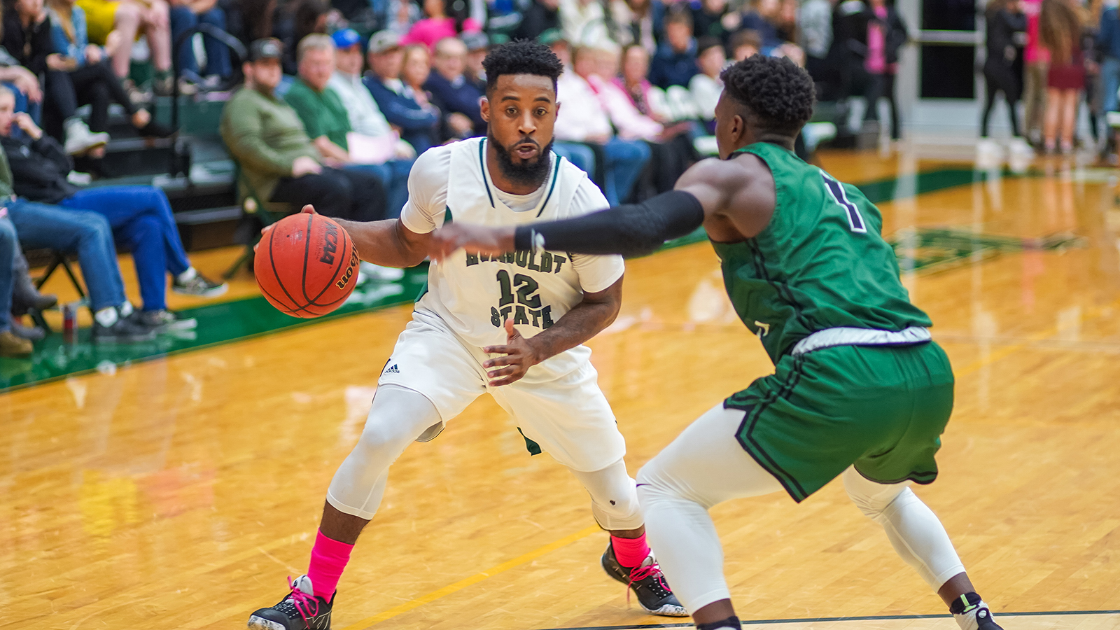 Broncos Too Much For Hsu Men S Basketball Humboldt State